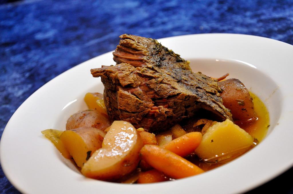 Pork or Beef Pot Roast Recip - Kohler Created