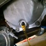 How To: Change the differential fluid on a Nissan 350Z