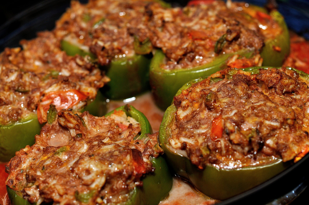 Stuffed Pepper Recipe - Kohler Created