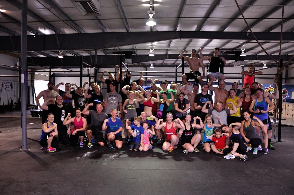 CrossFit Fringe - Jefferson City CrossFit - Murph
