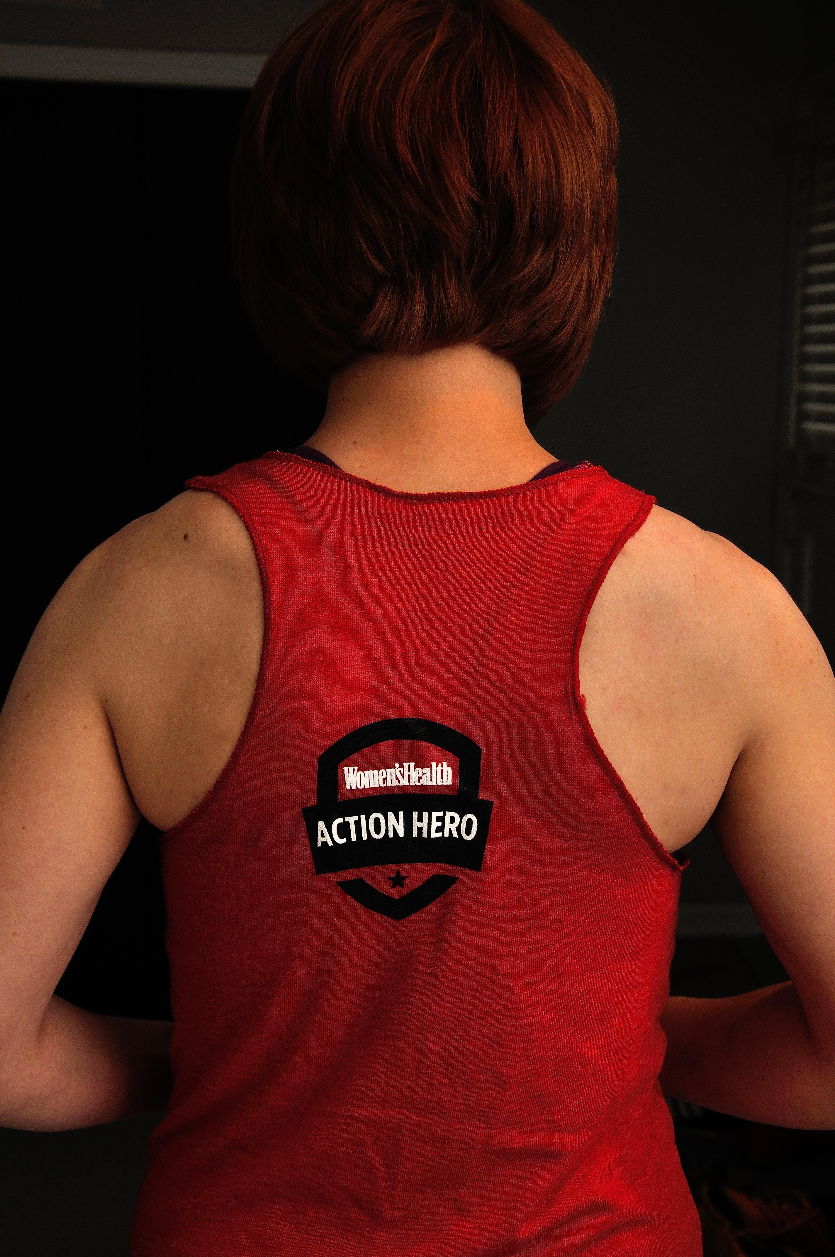 Women's Health Action Hero - Jessica Kohler