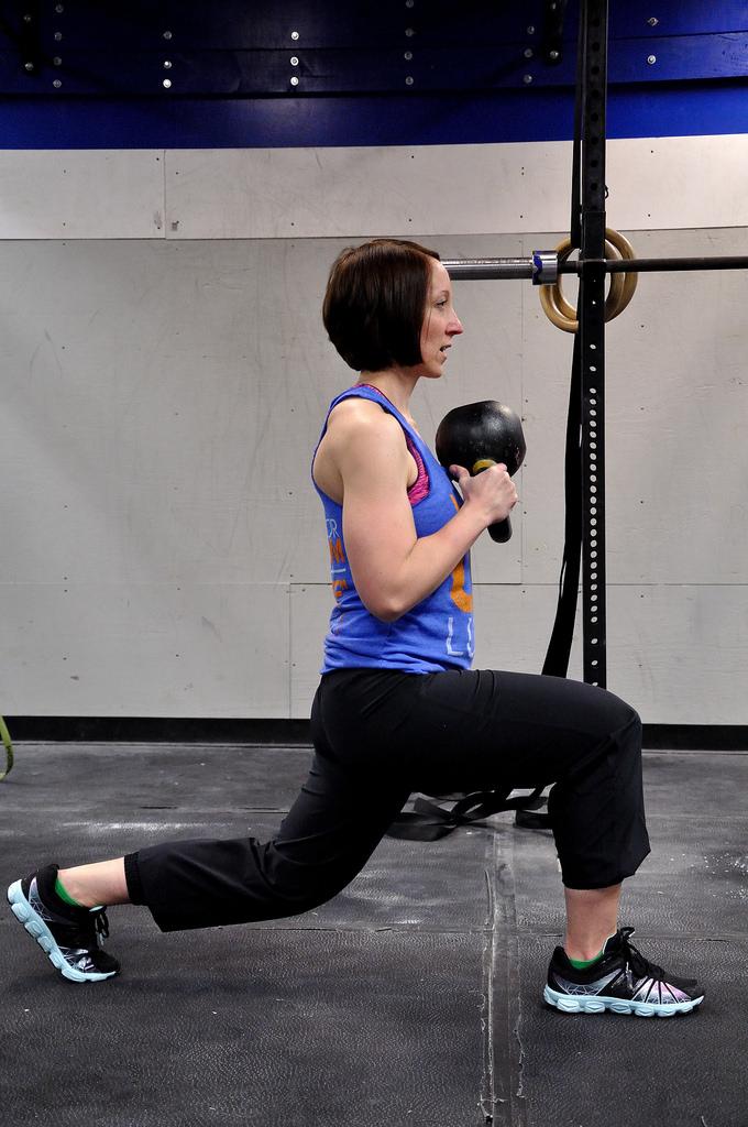 CrossFit during pregnancy - Kohler Created