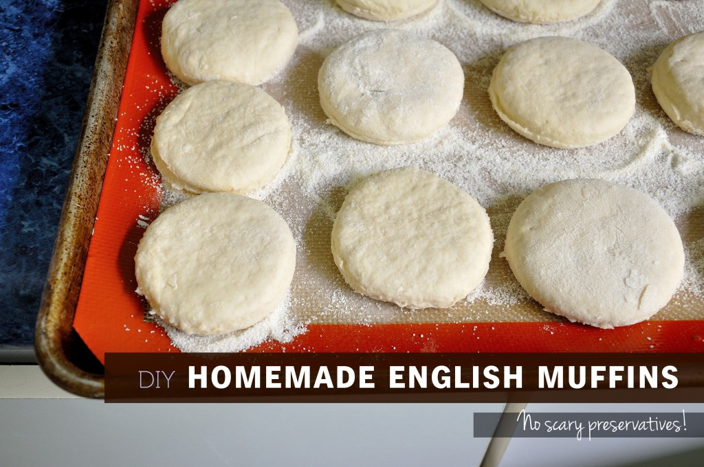 Homemade English Muffins - Kohler Created