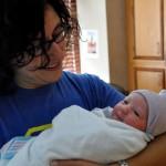 Kaitlan's Birth Story (My Hypnobabies Birth)