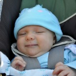 Eight Weeks Postpartum