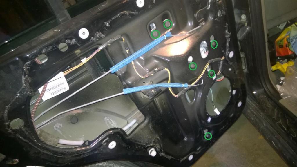 How to 02 2008 jeep liberty window regulator replacment for 2002 jeep liberty window regulator repair kit