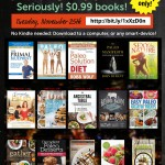 Paleo Dollar Book Sale!