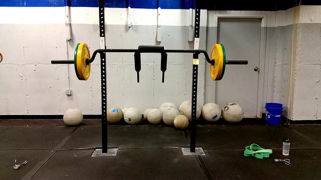 squat bar - Kohler Created
