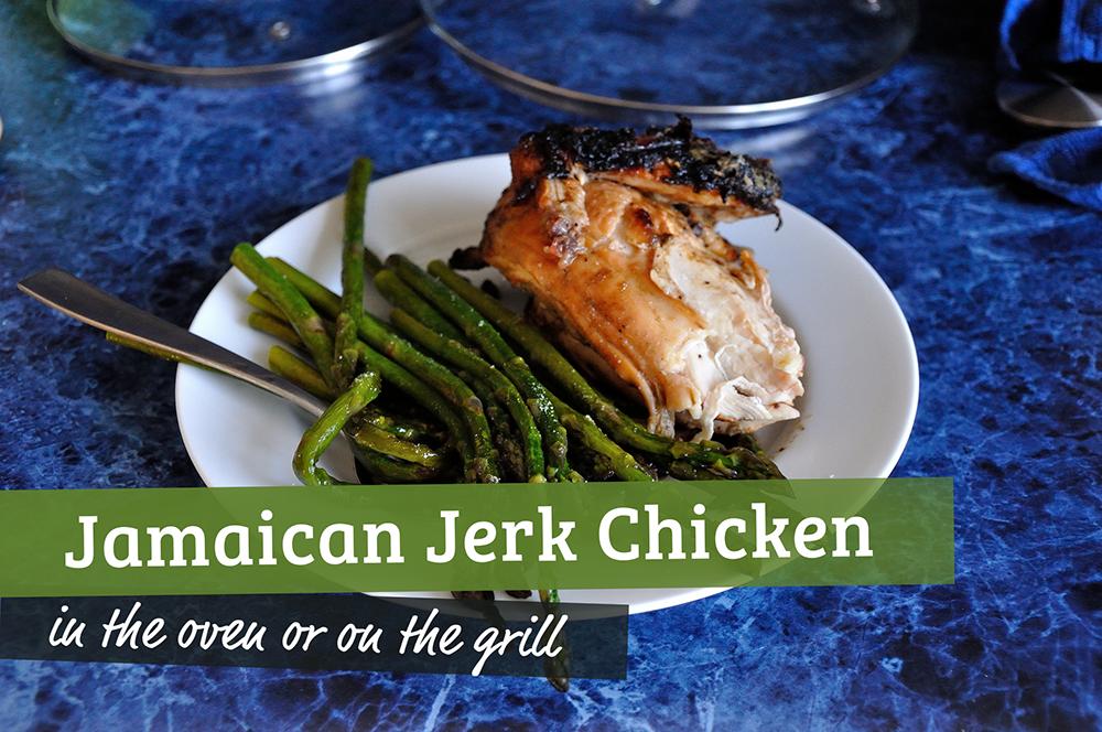 Jamaican Jerk Chicken - Kohler Created