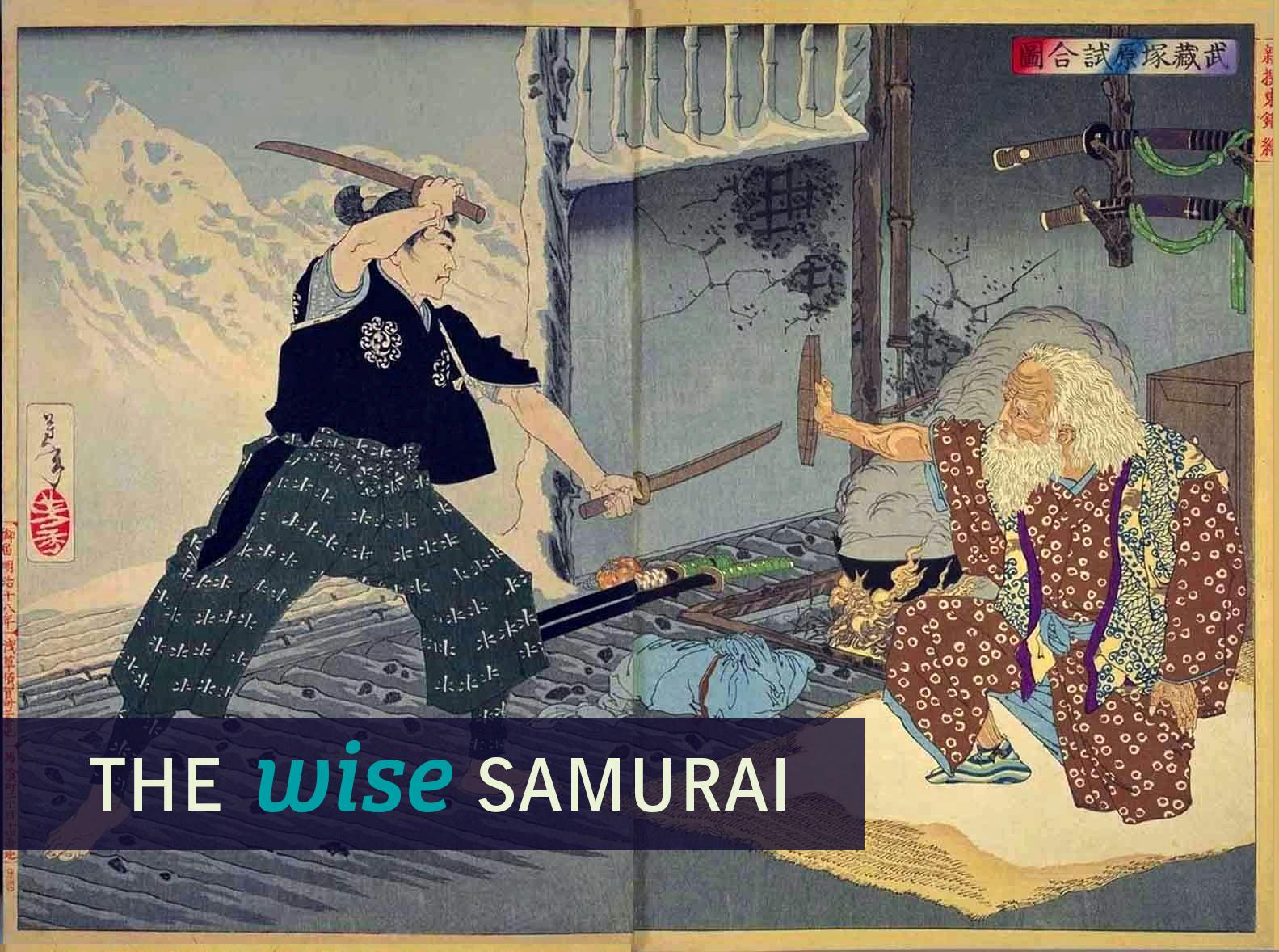 Tsukahara Bokuden – Samurai Legend