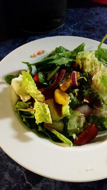 Warm Salad - Kohler Created
