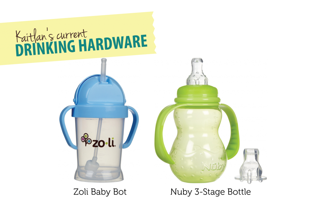 Sippy Cups - Kohler Created