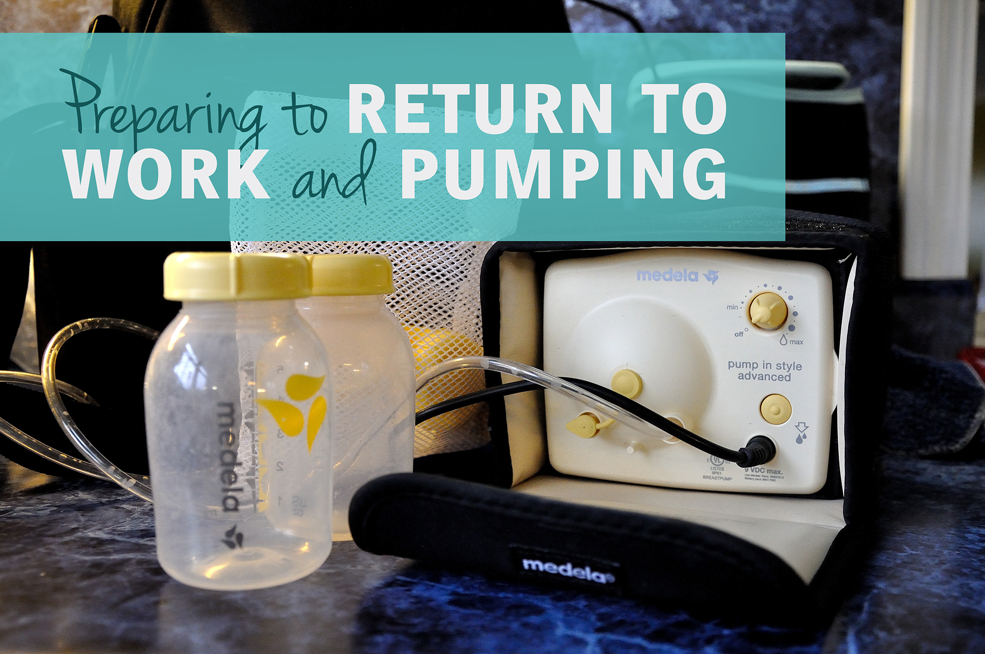 Returning to Work and Pumping - Kohler Created