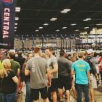 2015 CrossFit Central Regionals