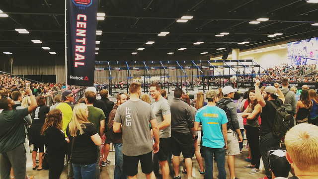 2015 CrossFit Games Central Regionals - Kohler Created
