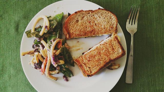 egg sandwich - kohlercreated