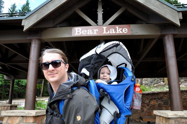 Estes Park hiking with KK - Kohler Created