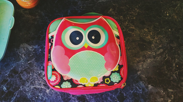 Kaitlan's lunch box - Kohler Created