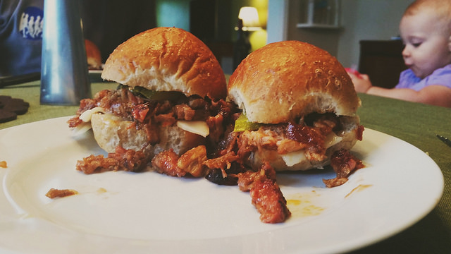 Pulled Pork Sliders - Kohler Created
