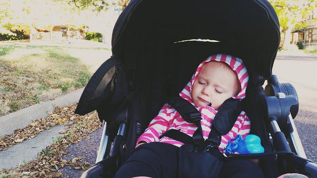 KK stroller nap - Kohler Created