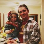 First-ish Halloween