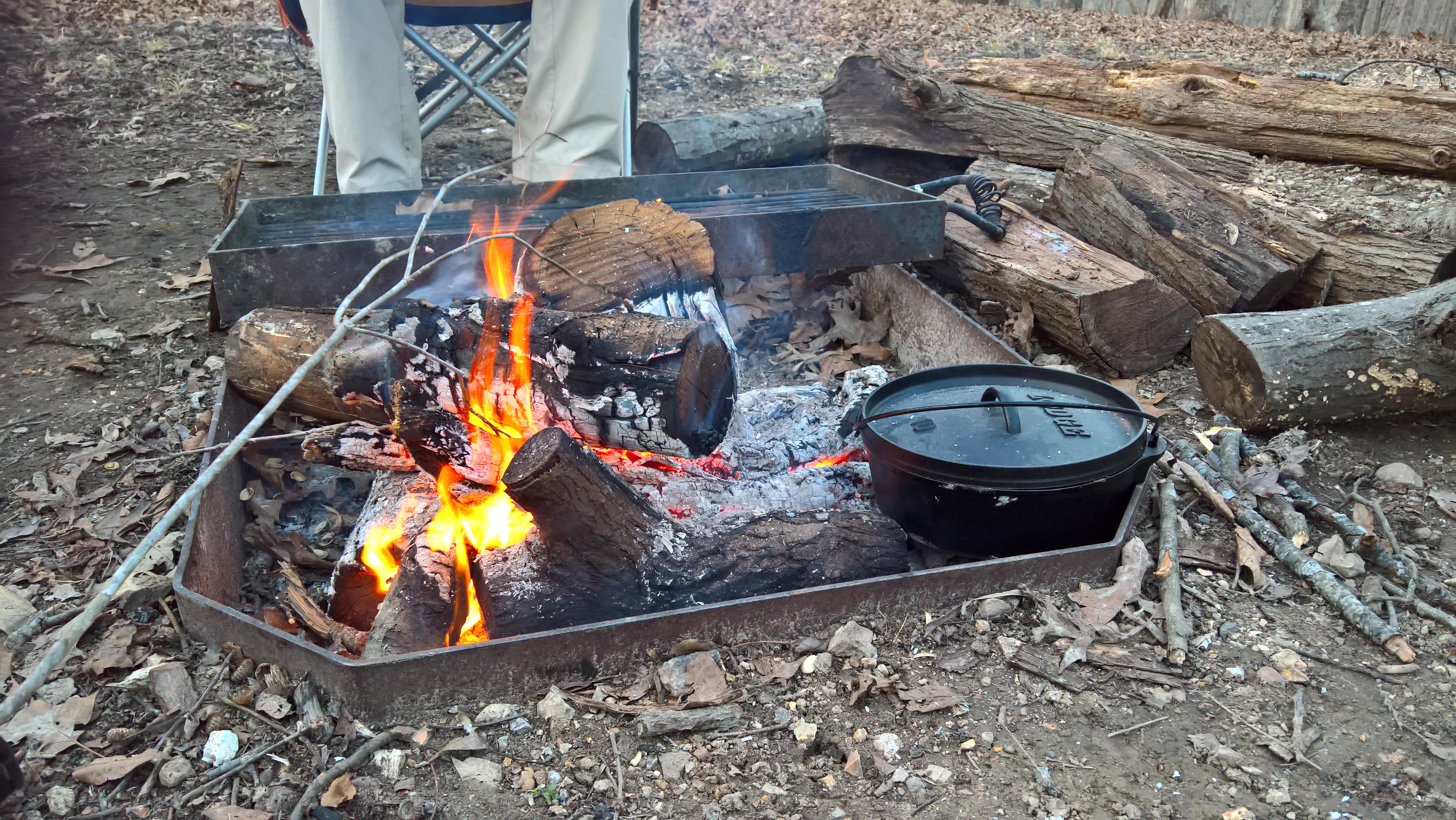February Camping Trip