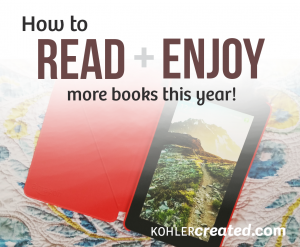 How to read (and enjoy) more books