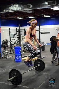 CrossFit Open Workout 16.5 is…