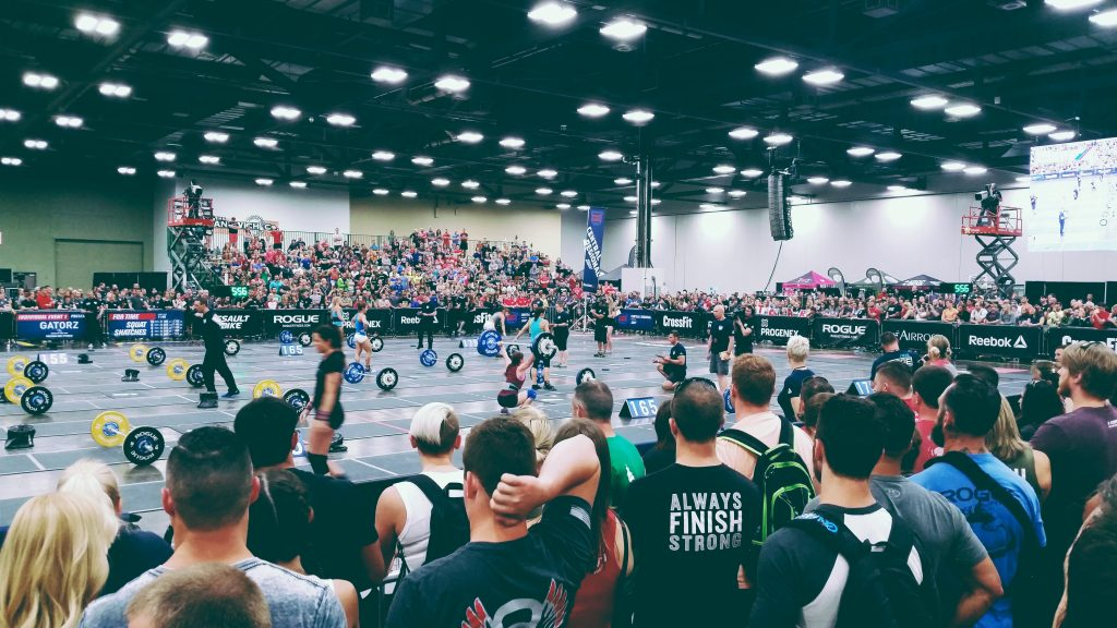 2016 CrossFit Games Central Regionals