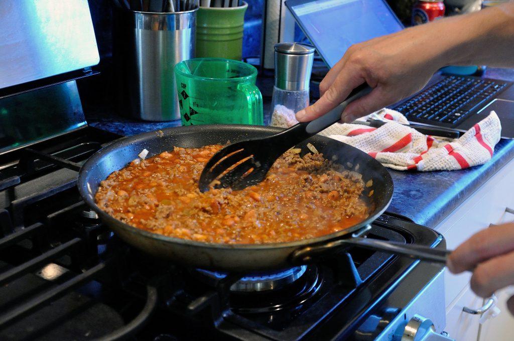 Easy Skillet Tacos - Kohler Created