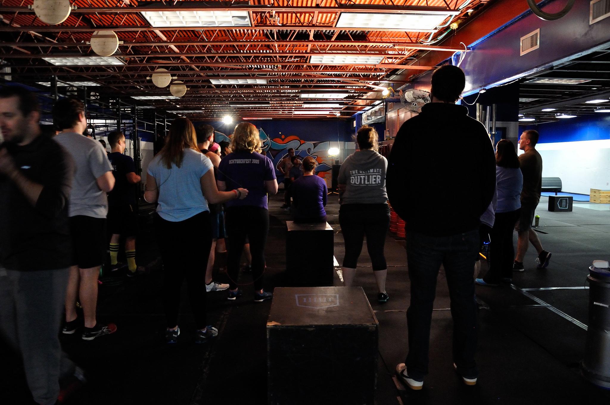 CrossFit Level 2 Seminar
