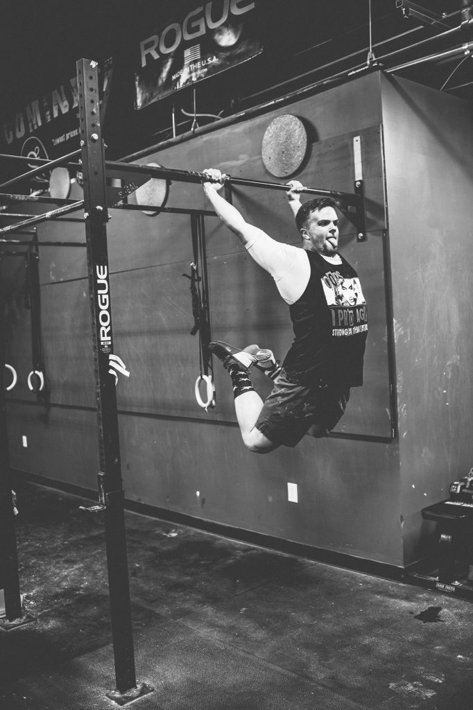 CrossFit Open Workout 17.2