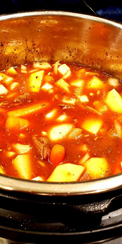 Instant Pot Beef Stew - Kohler Created